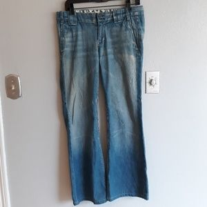 7 for all mankind Distressed denim